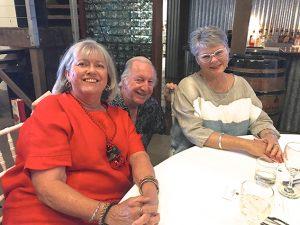 Karen, Bill and Julie