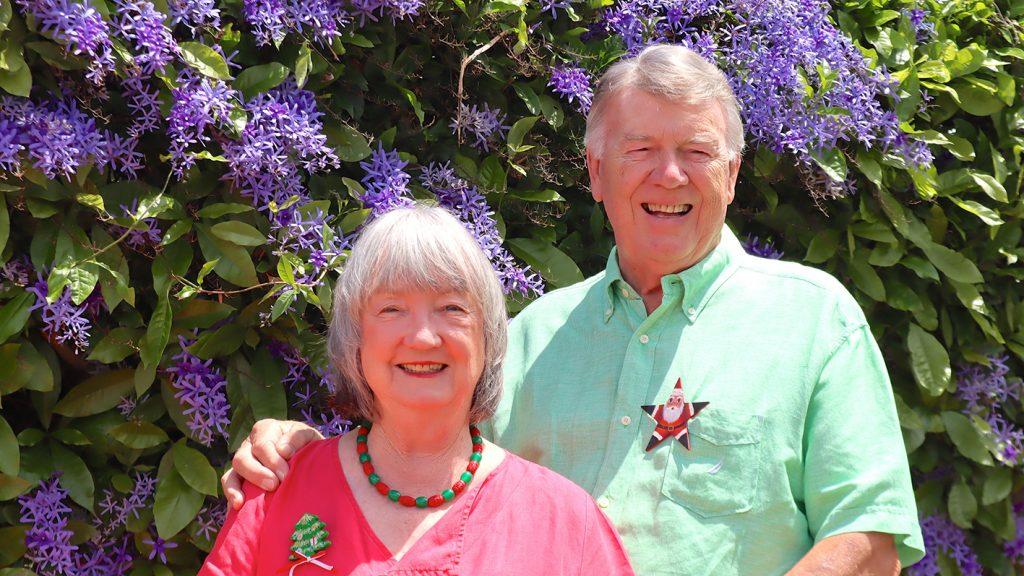 Jennifer and Kevin Radbourne